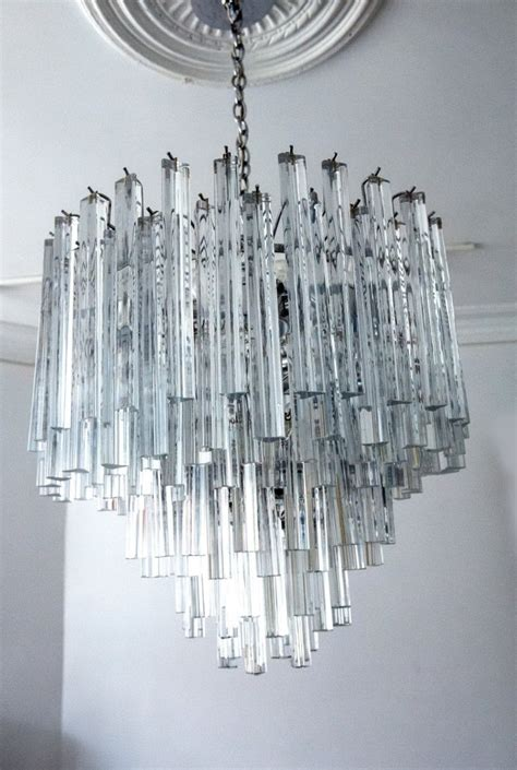 Contemporary Glass Chandeliers Adorable Modern Glass Chandelier For Interior Home Design