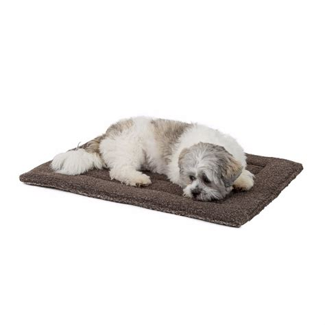 Pets At Home Crate Mat by House Of Paws Berber Puppy Crate Mat Medium Pets At Home