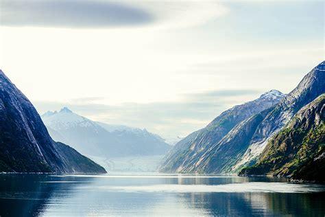 fjord glacier tracy arm fjord dawes glacier the style scribe