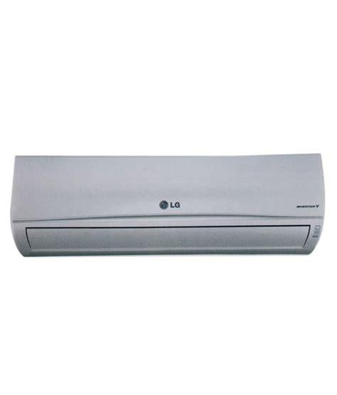Ac Lg Inverter T06emv lg 1 5 ton inverter bs q186c8a4 split air conditioner price in india buy lg 1 5 ton inverter