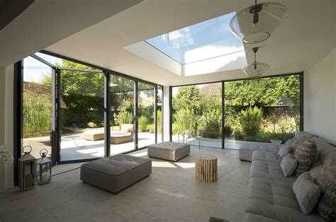 Contemporary Orangery Designs   Apropos Conservatories