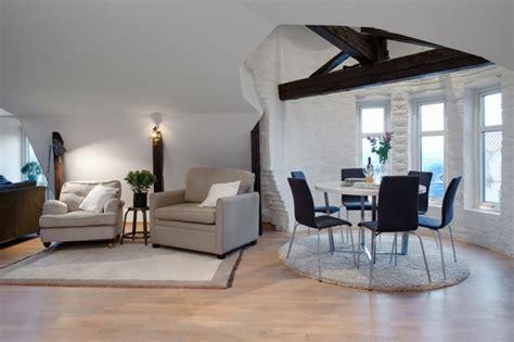 Wohnungs Einrichtungs Ideen by Wohnung Einrichten Wohnideen F 252 R Zimmer Mit Dachschr 228 Ge