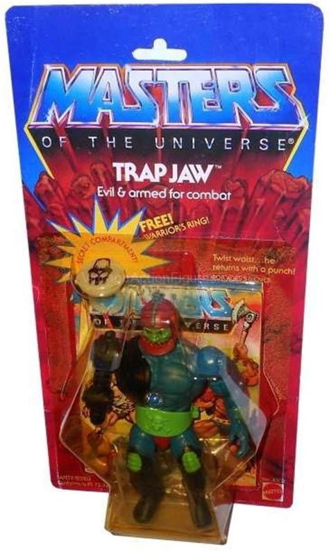 masters of the universe vintage card template trap jaw masters of the universe