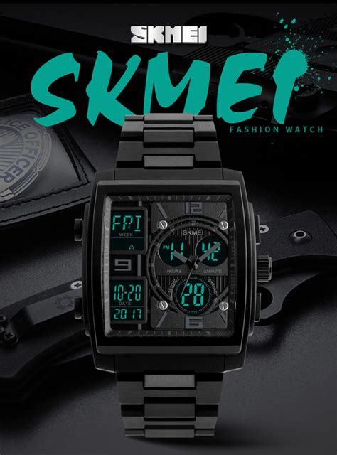 Harga Jam Tangan Merk Skmei jam tangan wanita casio warna hijau jualan jam tangan wanita