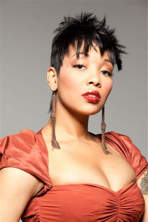 singer monica hair styles monica the singer hairstyles short hairstyle 2013