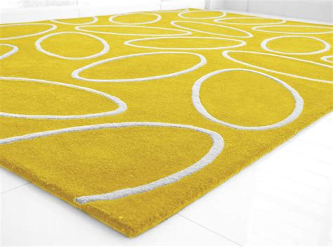 gelbe teppiche florina yellow rug from the denmark rugs collection