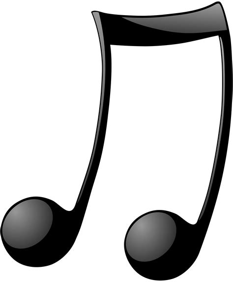 clipart musicali nota musicale clipart