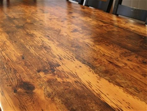 Reclaimed Pine or Reclaimed Hemlock?   Blog
