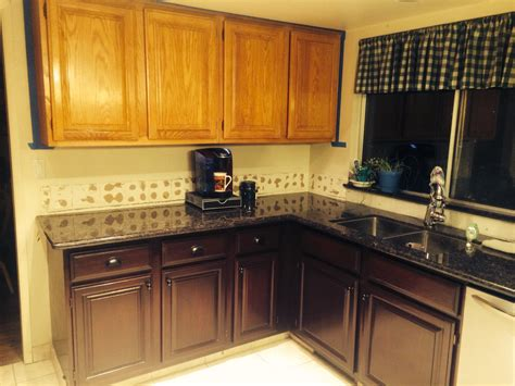 painting over stained cabinets gel stain kitchen cabinets without sanding besto blog
