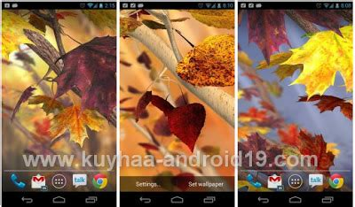 live wallpaper android yang bagus autumn tree live wallpaper apk kuyhaa me