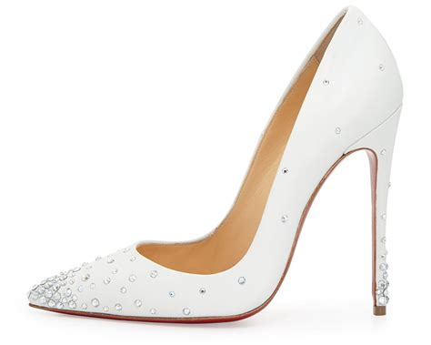 Wedding Shoes Saks by Christian Louboutin Wedding Shoes Saks