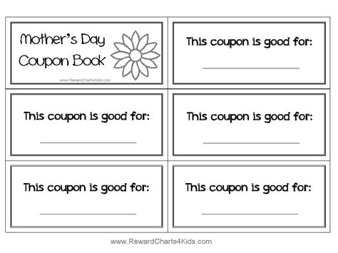 coupon book template coupon book template beepmunk