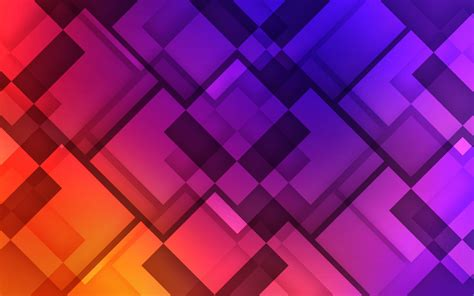 wallpaper geometric colorful multi color hd abstract