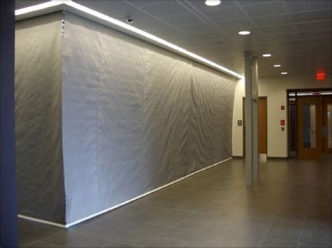 smoke curtain system sd60 automatic fire protective smoke curtain door systems
