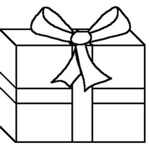coloring pictures of christmas presents presents free coloring pages on art coloring pages