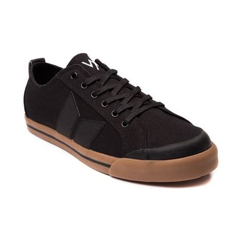 Original Macbeth Eliot Sneakers Black Gumsole sleeping with sirens skate shoes in journeys shoes footwear stitching shops