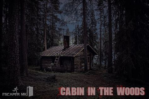 Cabin In The Woods Review by Cabin In The Woods Room Picture Of Escaper Mk Milton