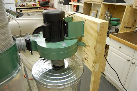 Harbor Freight Dust Collector Mod By Cory Lumberjocks