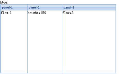 extjs layout column height extjs常用布局 layout详解 含实例 web开发 爱上编程技术博客
