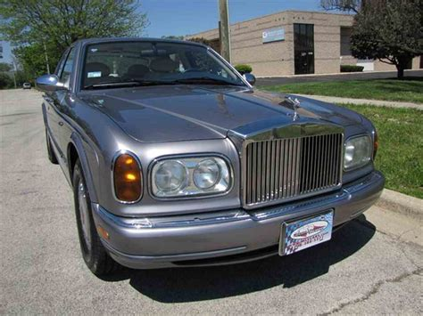 1999 Rolls Royce For Sale by 1999 Rolls Royce Silver Seraph For Sale Classiccars