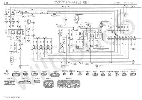 jz ge ecu wiring diagram  jz ge vvt  wilbo jz gte vvti jzs aristo engine wiring jz wiring