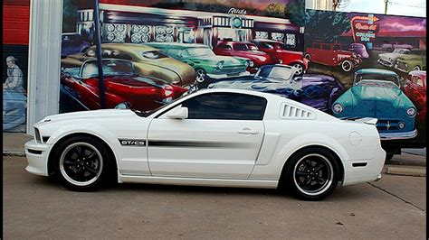california mustang fastest ford mustang part 7 2007 mustang gt california