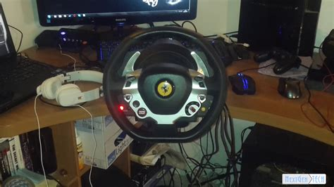 volante tx racing wheel 458 italia edition tx racing wheel 458 italia edition unboxing