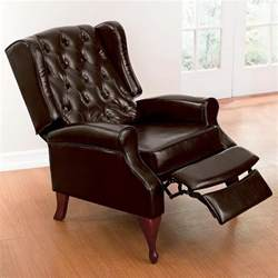 Wingback Recliner Chair Design Ideas Wingback Chairs Easy Home Concepts