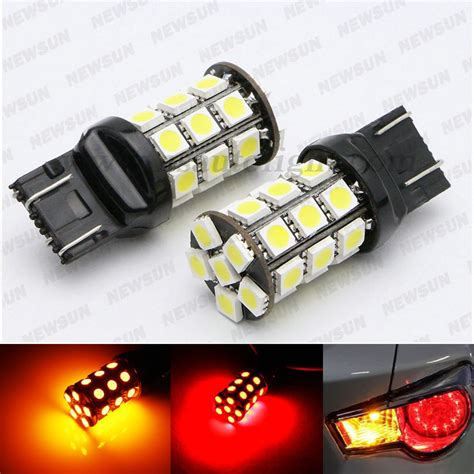 how do led light bulbs work how do reversible polarity led automotive lights work