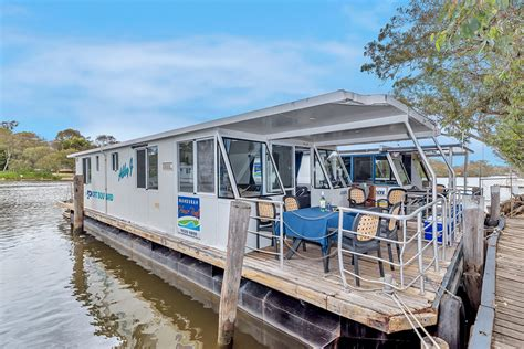 houseboat perth abby j mandurah houseboats