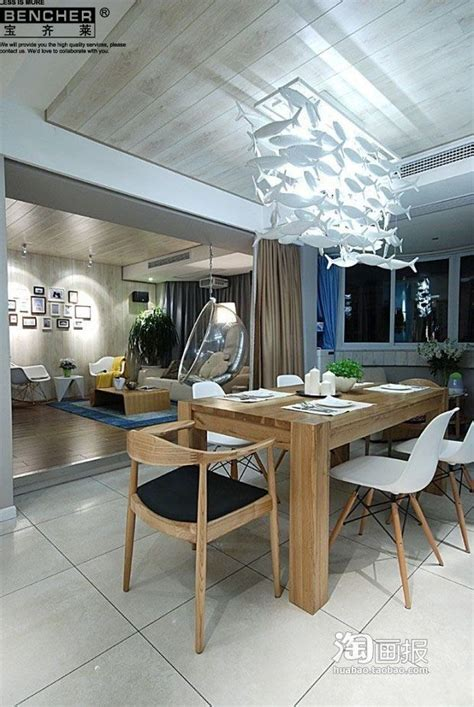 No Chandelier In Dining Room With No Light Source Simple Fashion Ikea Dining Room Living Room Chandelier Creative Ceramic