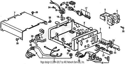 honda es  generator jpn vin es   es  parts diagram  circuit