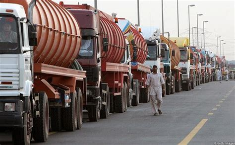 Water Truck Driver by Trucking In Dubai That Stink Literally Cdllife