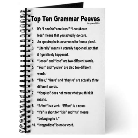 Top 7 Peeves With Dating by On The Write Track Grammar Pet Peeves Cringes