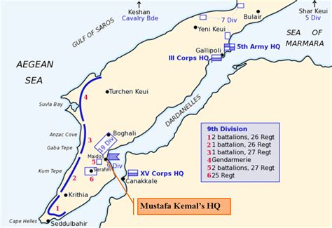battle of gallipoli map file map of turkish forces at gallipoli april 1915 kemals