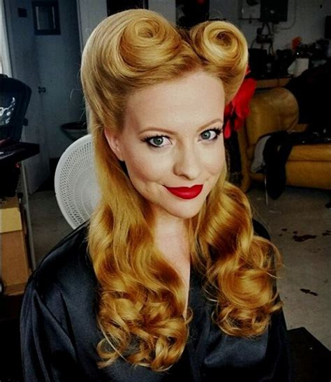 50s swing hairstyles 40 pin up hairstyles for the vintage loving