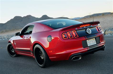 shelby unveils 2013 gt500 snake widebody mustangs