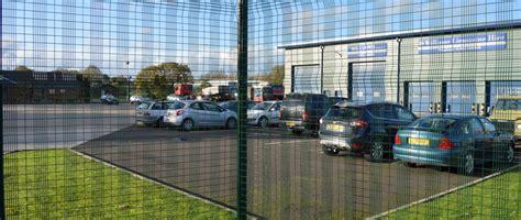 deco car park paramesh deco v mesh fencing mesh fencing security