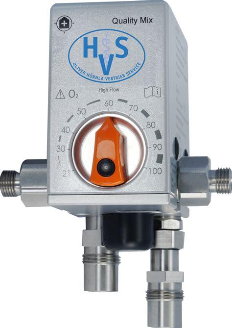 Mixer Oxygen 3 hvs h 246 rnla air oxygen blender