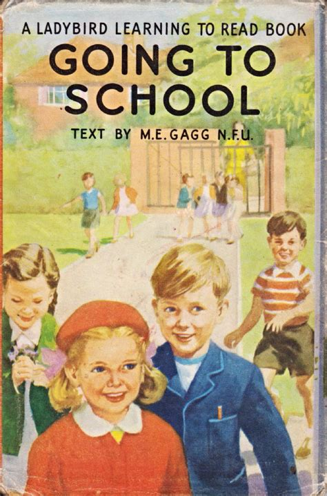 Whittington Read It Yourself Learning Book going to school vintage ladybird book learning to read