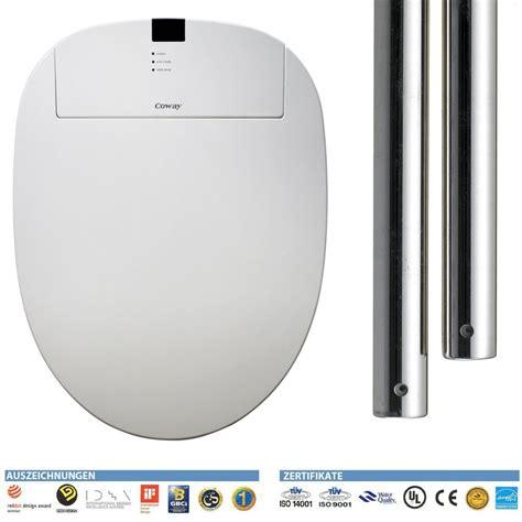bidet wc aufsatz coway ba13 premium digital bidet tooaleta