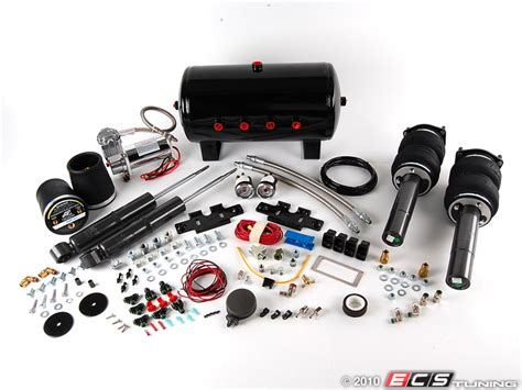 kit air ecs news vw mkv mkvi air ride kit