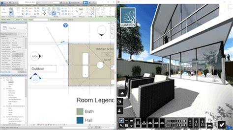 lumion tutorials for revit lumion 7 3 livesync for revit revit news