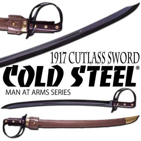 cold steel 1917 cutlass cold steel 1917 cutlass sword