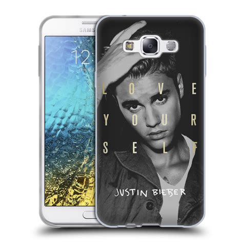 official justin bieber black and white soft gel case for official justin bieber black and white soft gel case for