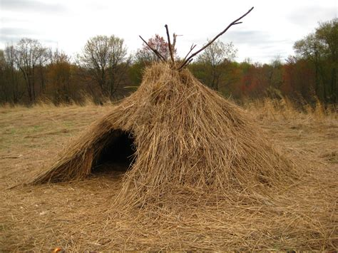 Thatched Hut Thatched Hut By Ibrich On Deviantart