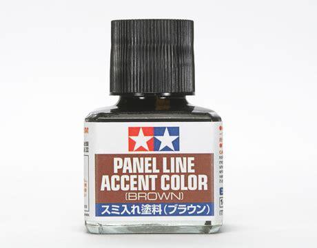 Tamiya Panel Line Accent Color Brown tamiya 87132 panel line accent color brown genscher shop