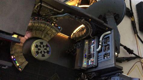 Beleuchtung Millennium Falcon by Millenium Falcon Frachtraum D 228 Mmerlicht