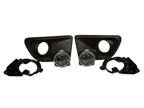2013 mustang fog light kit 2013 2014 roush mustang lower bumper fog light kit