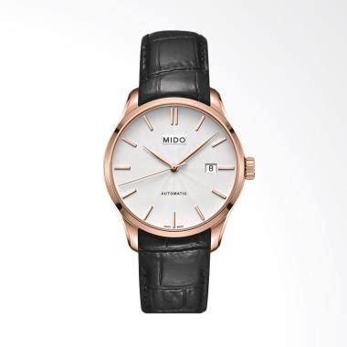 Jam Tangan Hegner 407 Black 1 jual mido belluna ii automatic analog jam tangan pria black m024 407 36 031 00